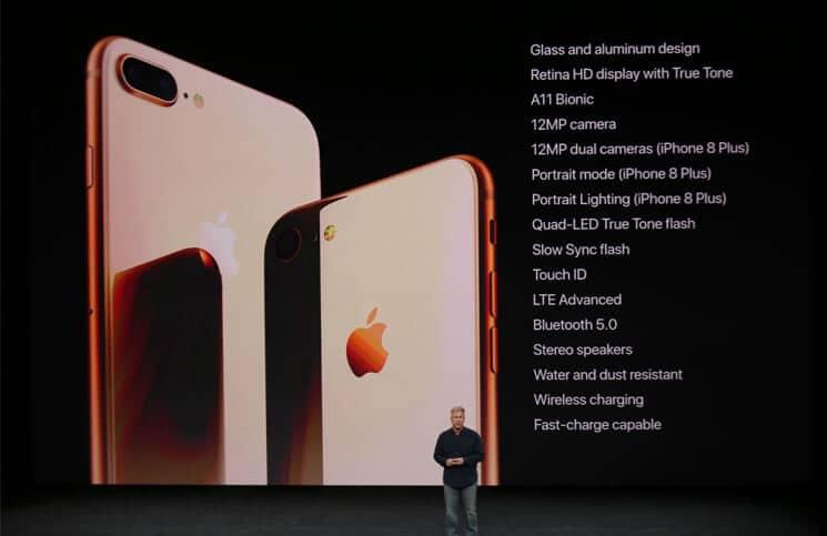 iPhone 8-8 Plus Features