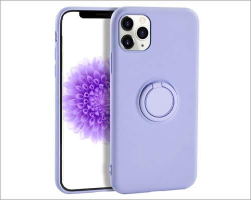 iPhone 8 Plus Ring Holder Kickstand Case from Yoopake