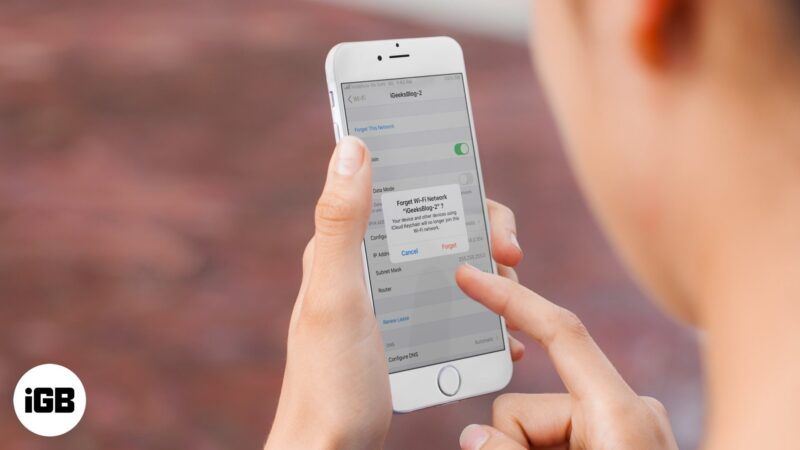 iPhone Connected to Wi-Fi but No Internet? How to Fix it