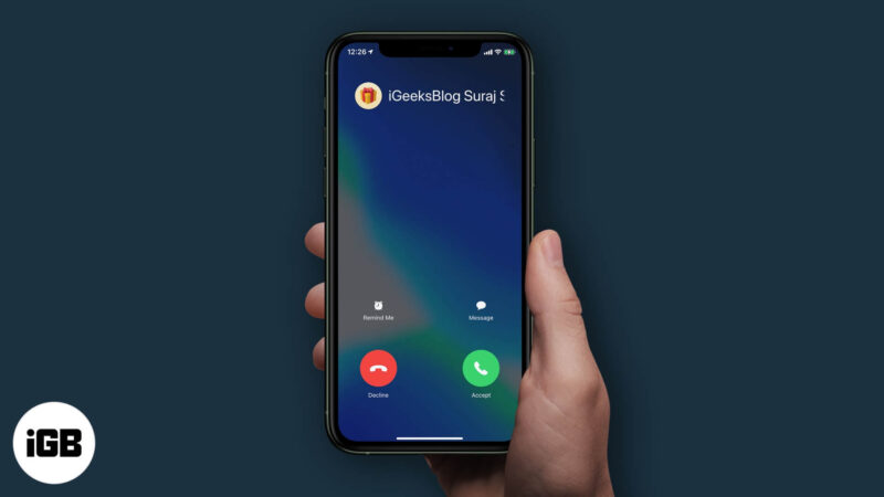 iPhone Keeps Dropping Calls