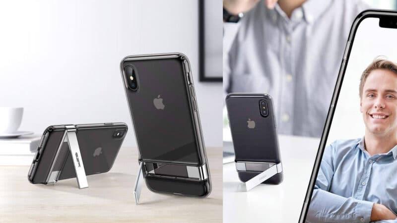 iPhone Xs Max Kickstand Cases
