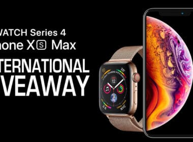 iPhone and Apple Watch international Giveaway