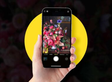 iPhone flower photography tips to capture best with iPhone 12 Pro models