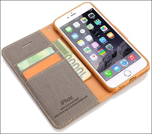iPhox iPhoen SE, iPhone 5s and 5 Wallet Case