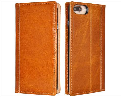 iPulse Full Grain Leather Case for iPhone 7 Plus