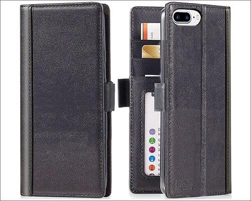 iPulse iPhone 8 Plus Folio Case