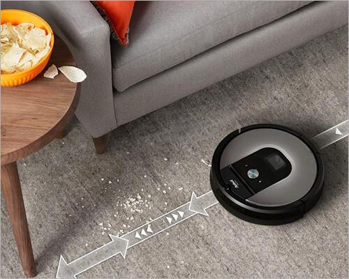 iRobot Romba 960 Wifi Vacuum Cleaner for Pet Hair