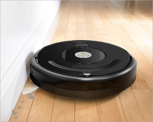iRobot Roomba 675 Wifi Vacuum Cleaner for Carpet Cleaning