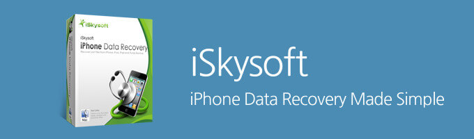 iSkysoft iPhone Data Recovery Software Review