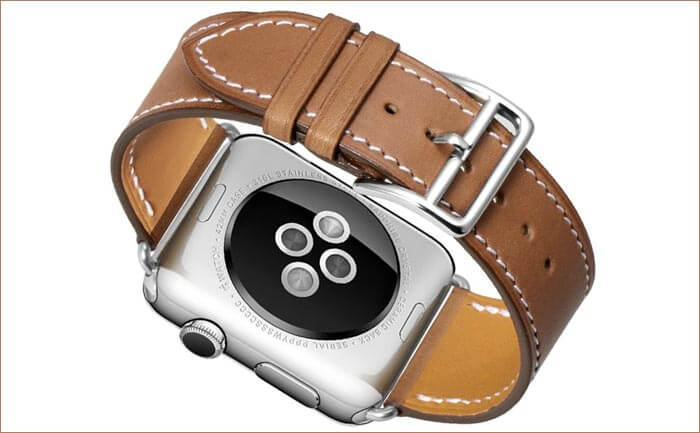 iStrap Calf Leather Apple Watch Band