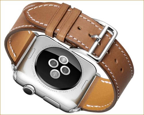 iStrap Calf Leather Apple Watch Bands