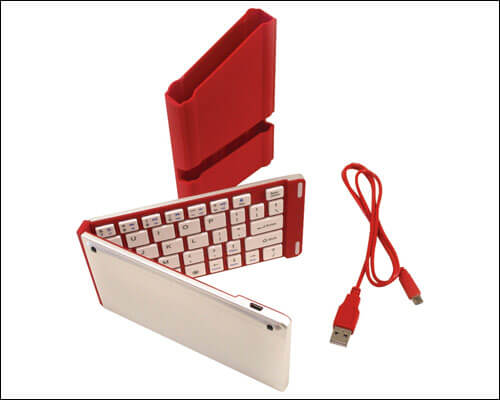 iWerkz Bluetooth Keyboard for iPhone 6 and 6 Plus