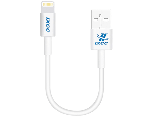 iXCC Element Series 4 inch Lightning Cable for iPhone and iPad