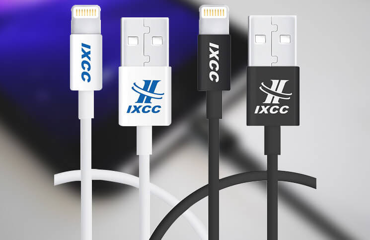 iXCC Lightning Cable for iPhone and iPad