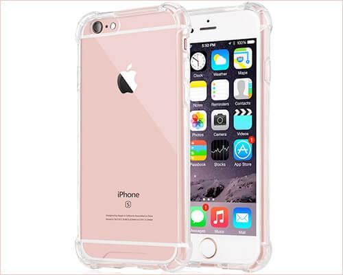 iXCC iPhone 6-6s Plus Clear Case