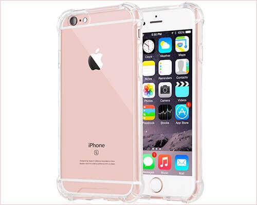 iXCC iPhone 6-6s Transparent Case