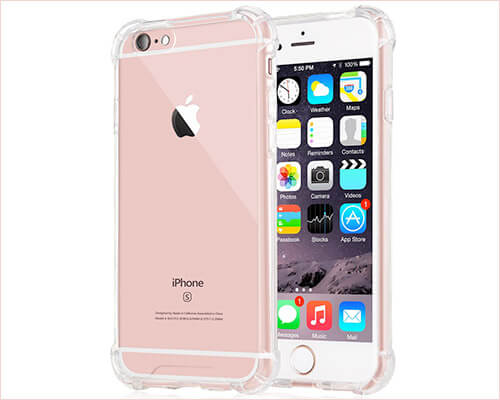 iXCC iPhone 6 Clear Case