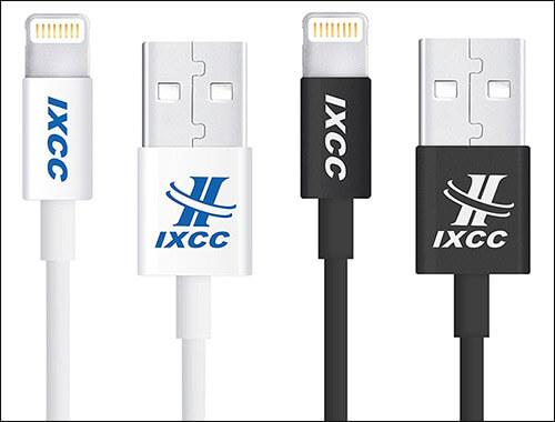 iXCC iPhone and iPad Lightning Cable