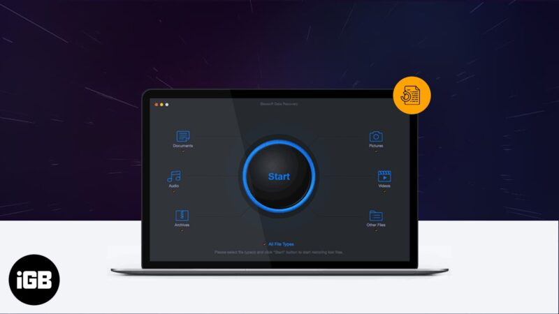 iBeesoft Data Recovery for Mac - Full Review