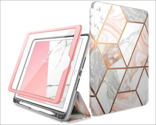 iblason cosmo case for 10.2-inch ipad