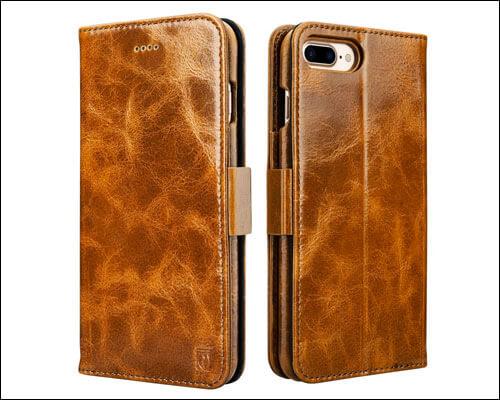 icarercase iPhone 8 Plus Flip Case