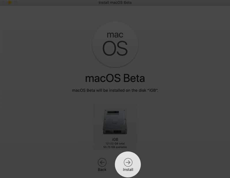 install macos big sur without developer account