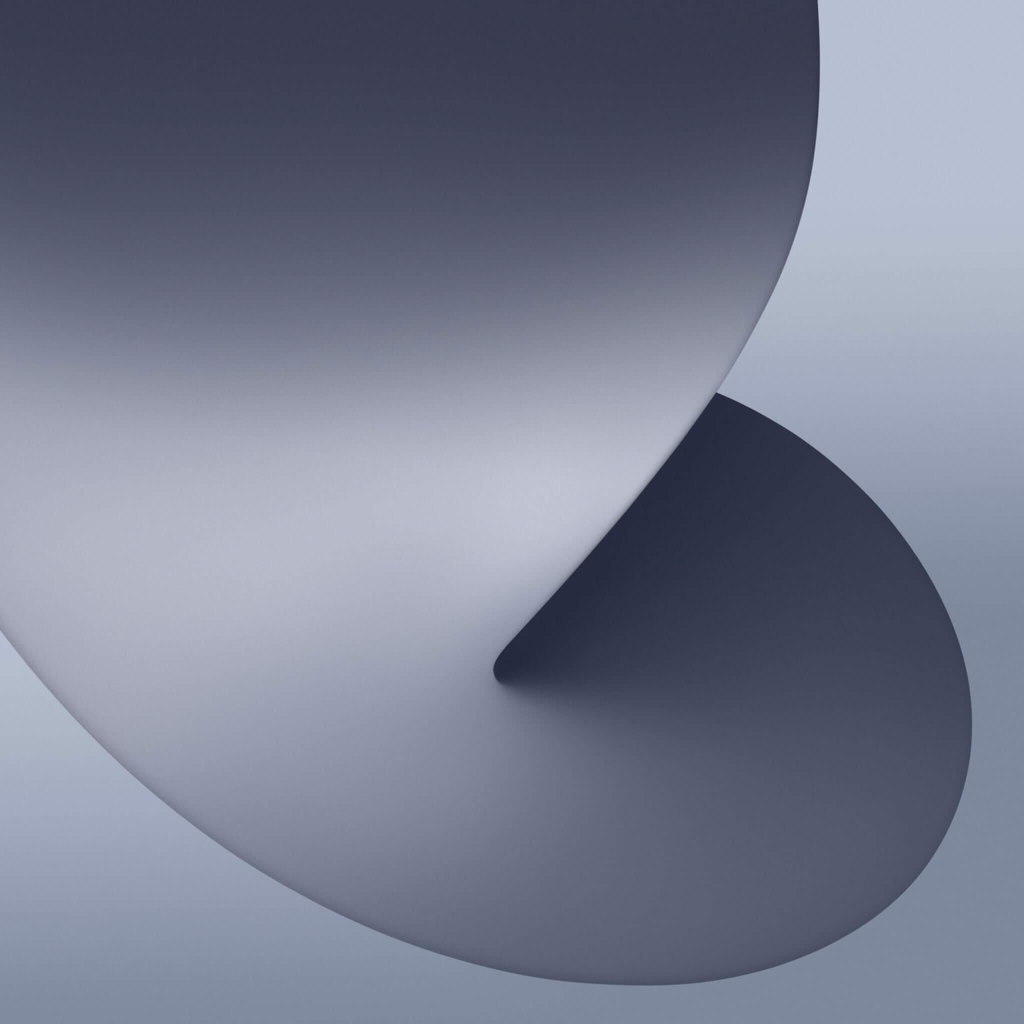 ios 14 wallpaper ispazio light mode 3
