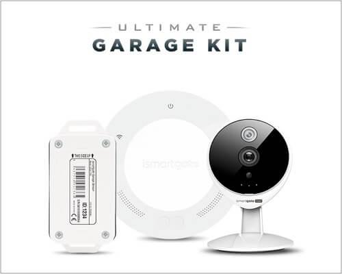 ismartgate Ultimate LITE HomeKit Garage Door Opener