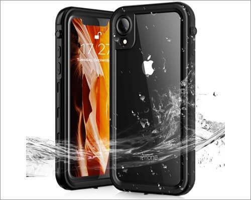 janazan waterproof iphone xr case