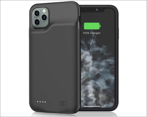 jerss extended battery case for iphone 11 pro max