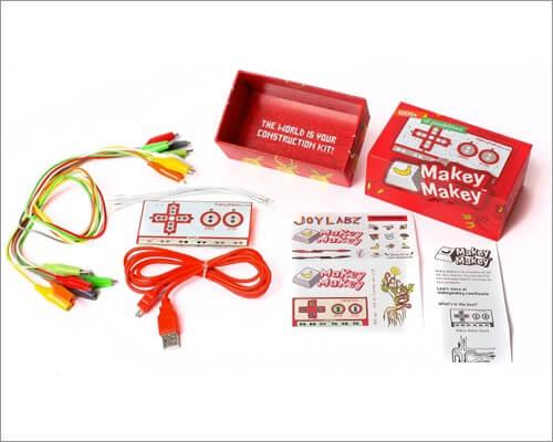 JoyLabz Makey Makey Invention Kit as Christmas Gift for Kids