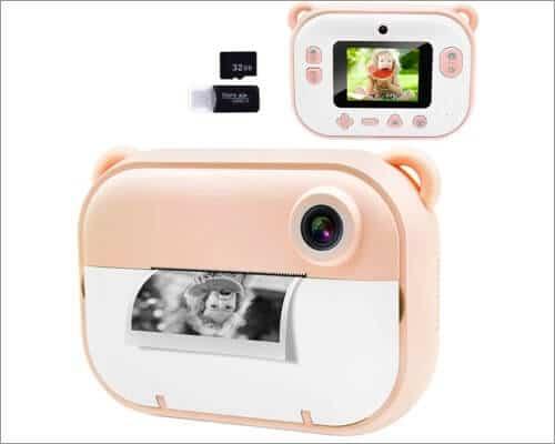 Joytrip Kids Instant Camera