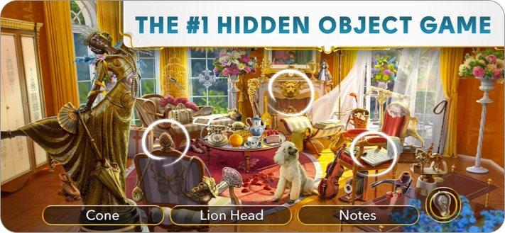june's journey hidden objects iphone and ipad game screenshot