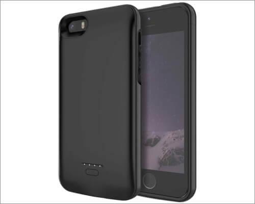 KERTER battery case for iPhone 5