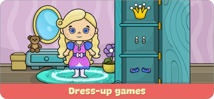 kids games for 2, 3, 4 year olds iphone and ipad screenshot