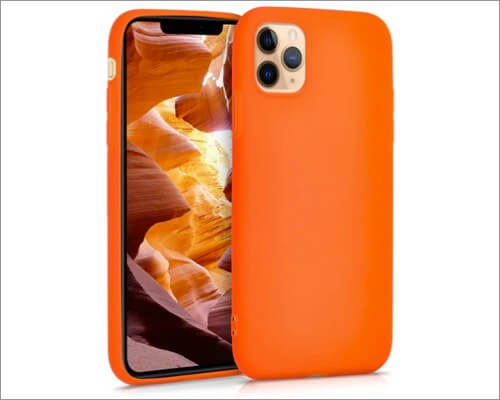 kwobile TPU Silicone Case for iPhone 11 Pro