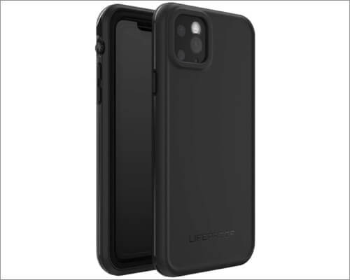 lifeproof frē series waterproof case for iphone 11 pro max