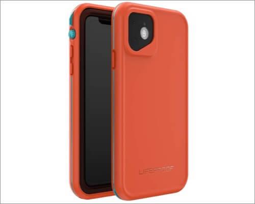 lifeproof frē series waterproof case for iphone 11 pro