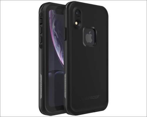 lifeproof frē series waterproof case for iphone xr