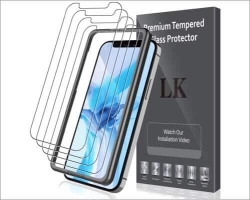 LK Screen Protector for iPhone 12 Mini