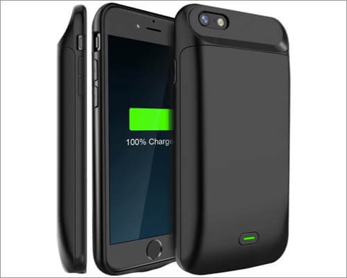 lohi-battery case for iphone 6s