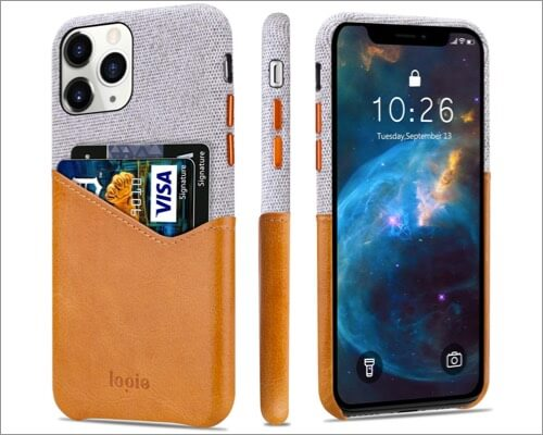 lopie fabric case for iphone 11, 11 pro and 11 pro max