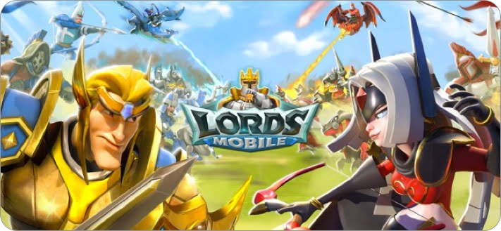 lords mobile kingdom wars 9 multiplayer role playing iphone and ipad game screenshot