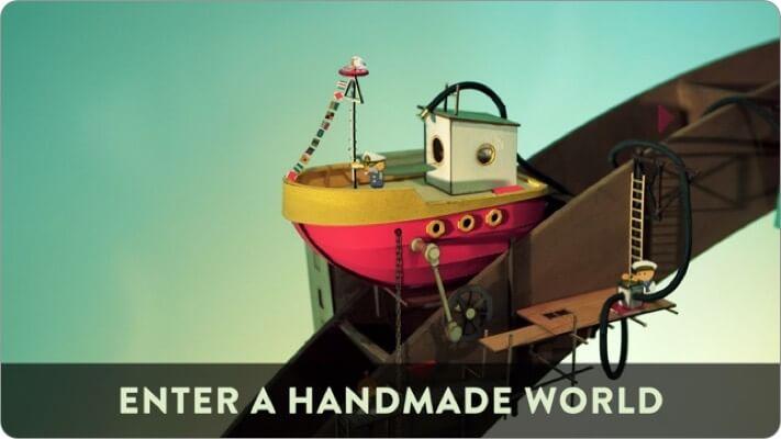 lumino city apple tv game screenshot