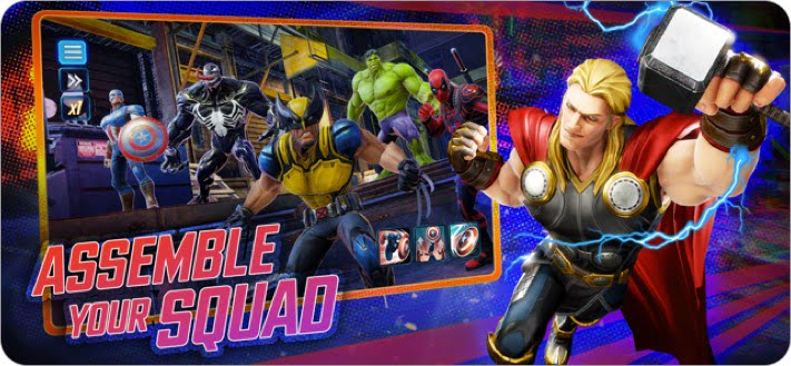 marvel strike force squad rpg multiplayer role playing iphone and ipad game screenshot