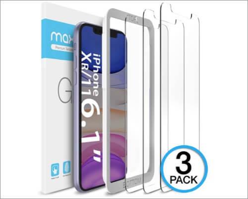 maxboost iphone 11 screen protector