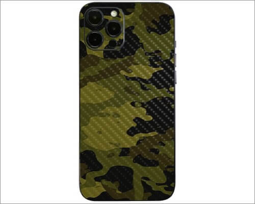 MightySkins Camo Skin for iPhone 12 Pro Max
