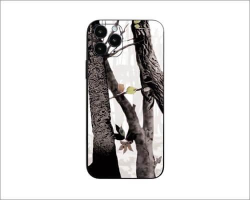 MightySkins Camo Skin for iPhone 12