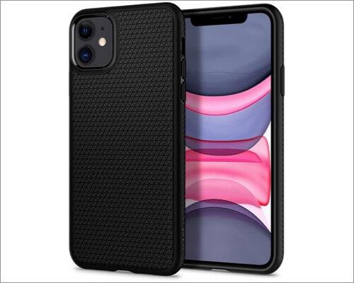 miracase liquid silicone slim case for iphone 11