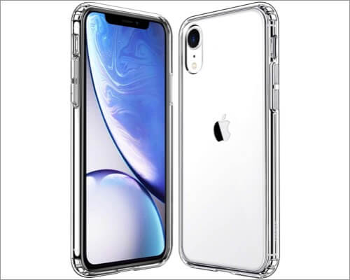 mkeke iphone xr clear case